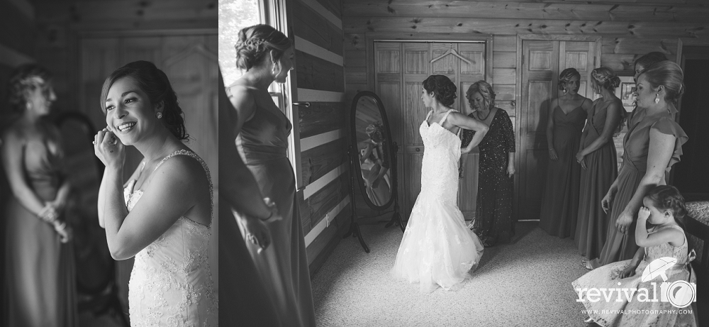 Jackie + David: A Summertime Wedding at River Run Farm, Valle Crucis, NC www.revivalphotography.com