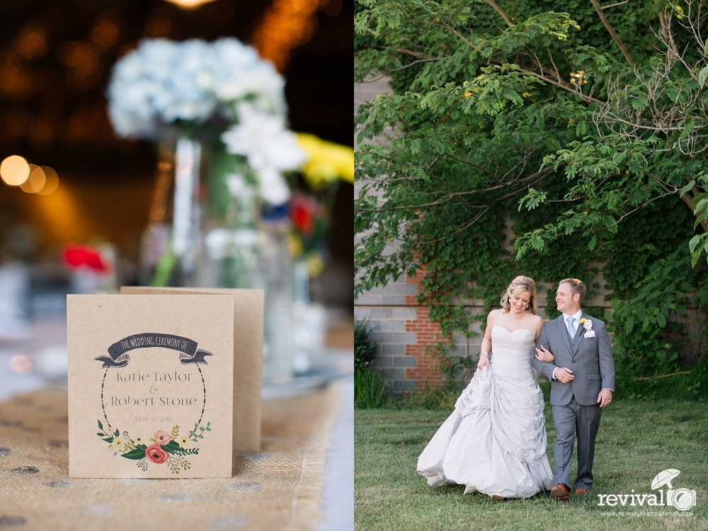 Katie + Robert: A Rustic-Urban Wedding at The Liberty in Downtown Elkin, NC by Revival Photography www.revivalphotography.com