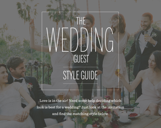 Revival Wedding Tips & Advice: The Wedding Guest Style Guide Revival Photography Blog NC Wedding Photographers www.revivalphotography.com
