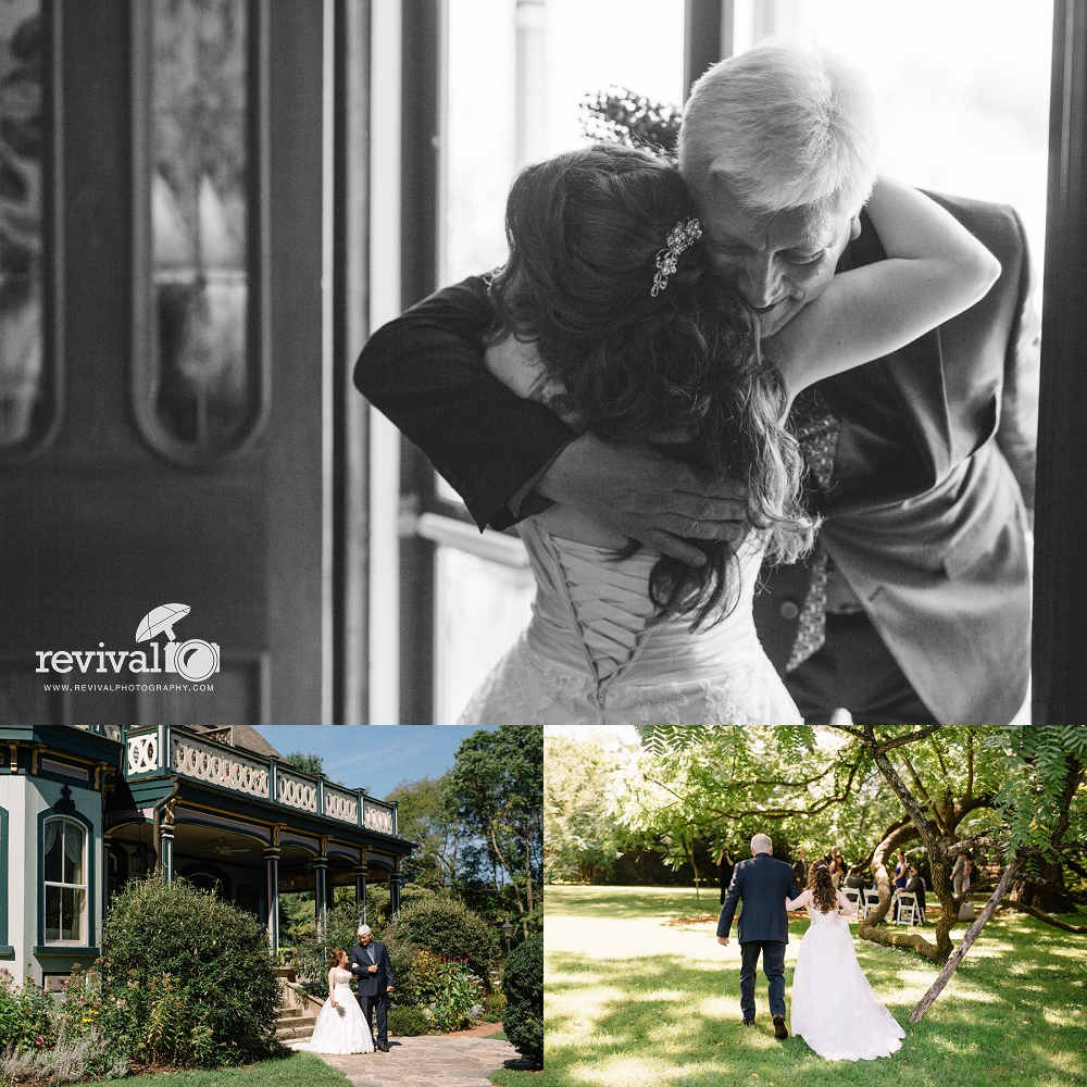 Heather + Kyle: An Intimate Ceremony at Mountain Magnolia Inn NC Wedding Photographers Revival Photography www.revivalphotography.com