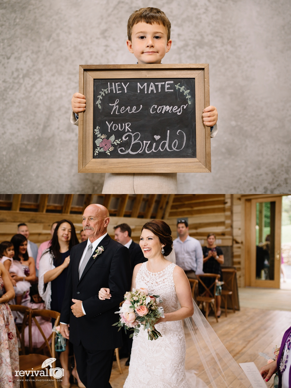 Troy + Amy: A Mountain Destination Wedding at Overlook Barn NC Wedding Photographers Husband Wife Team Revival Photography www.revivalphotography.com