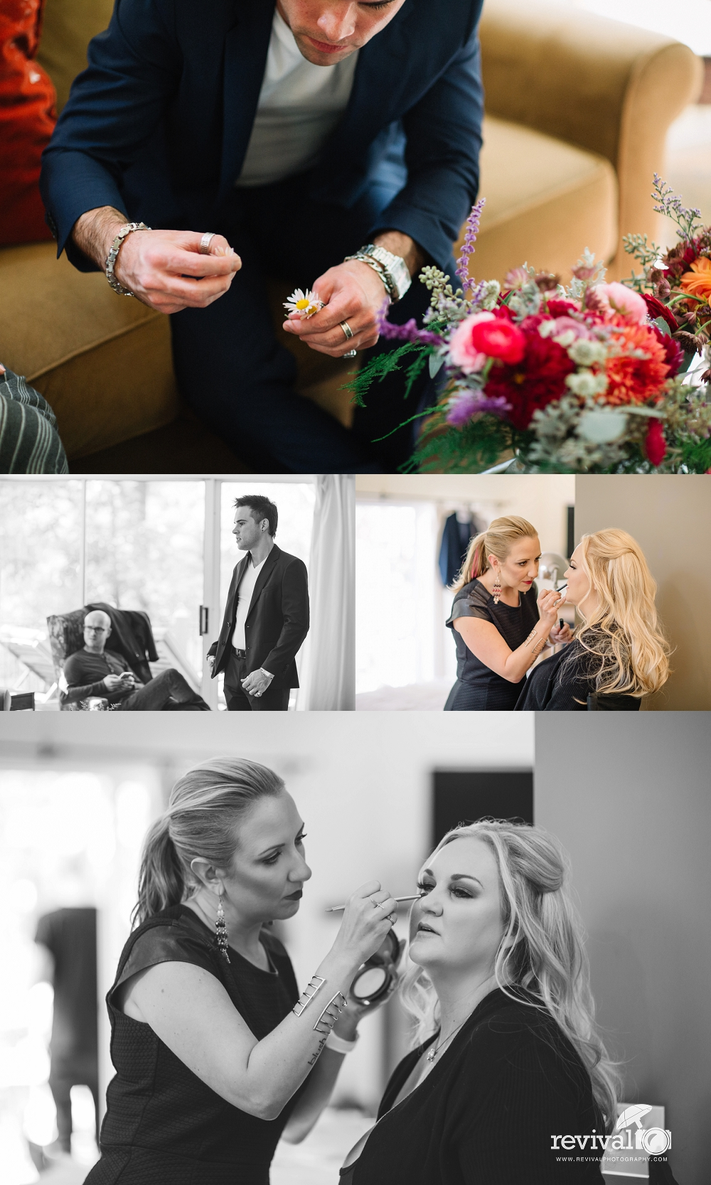 Leanne + Roderick: An Intimate Mountain Wedding at the Lodge on Lake Lure Weddings by Revival Photography www.revivalphotography.com