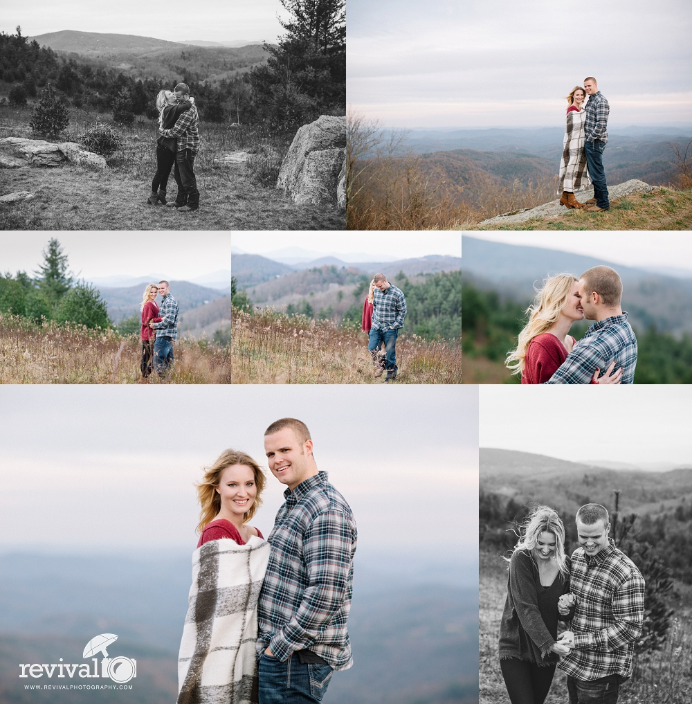 Kelley + Tyler: A High Country Engagement Session by Revival Photography www.revivalphotography.com