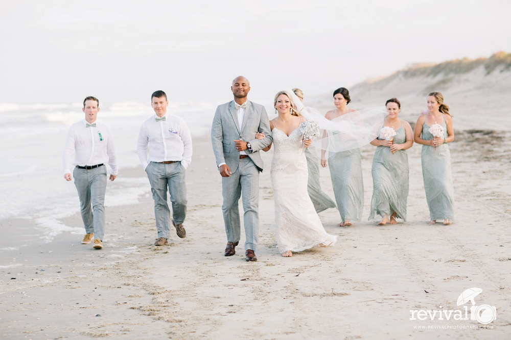 Vanessa and Patrick's Destination Wedding Adventure in the OBX Photography by Revival Photography www.revivalphotography.com