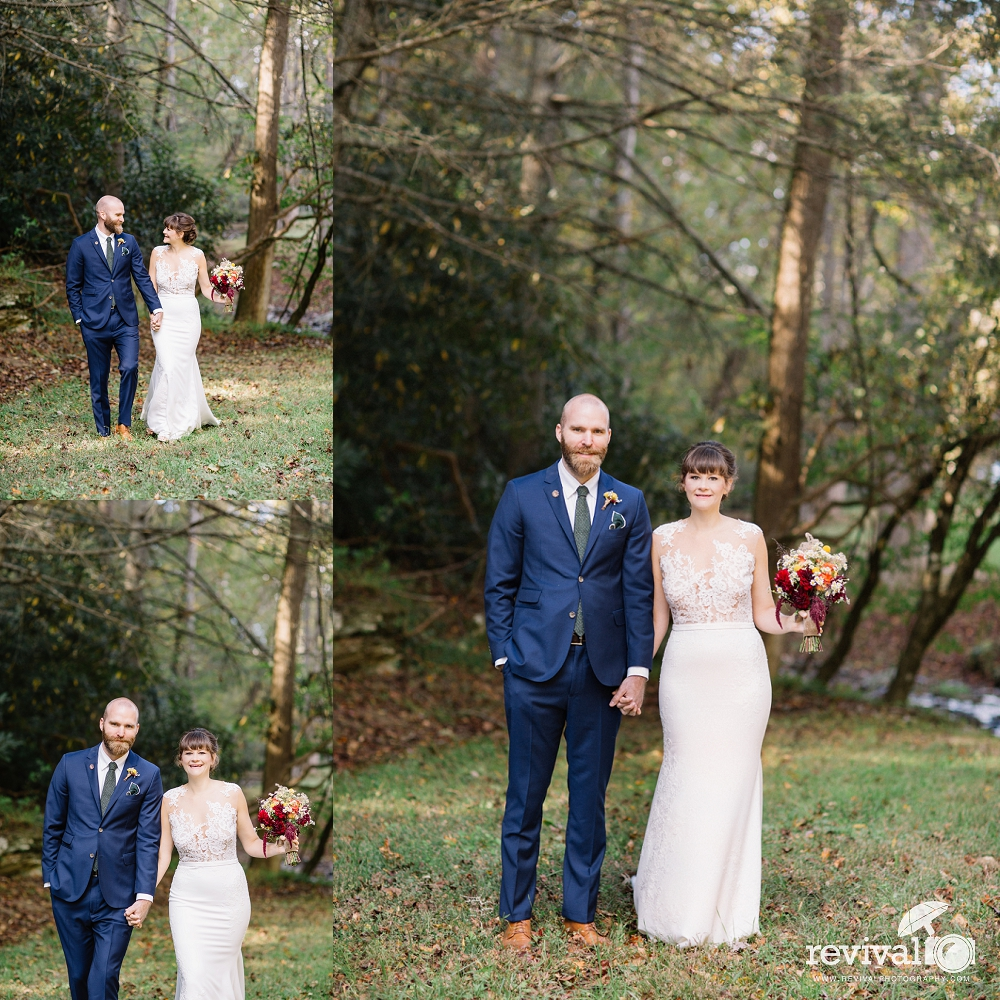 Bekah + Morrison's Leatherwood Mountain Resort Destination Wedding NC Wedding Photographers Revival Photography www.revivalphotography.com