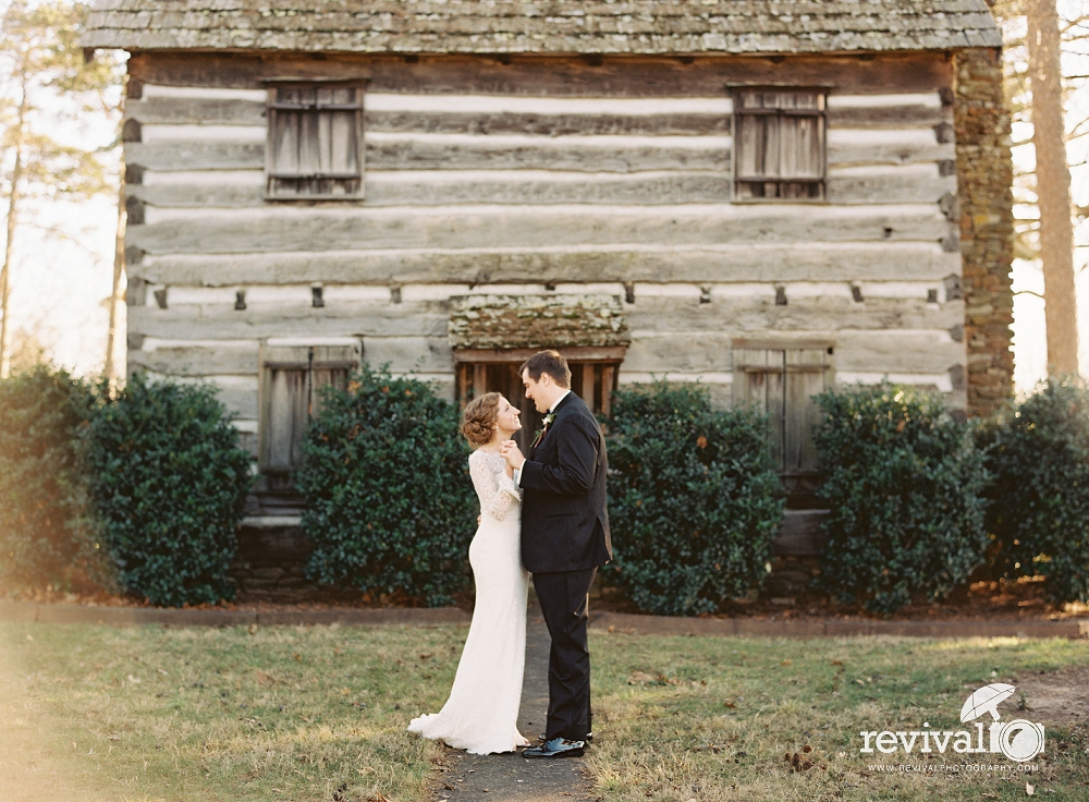 Kendra + Jacob's Vintage-Industrial Wedding in Hickory, NC Photography by NC Wedding Photographers Jason and Heather of Revival Photography www.revivalphotography.com