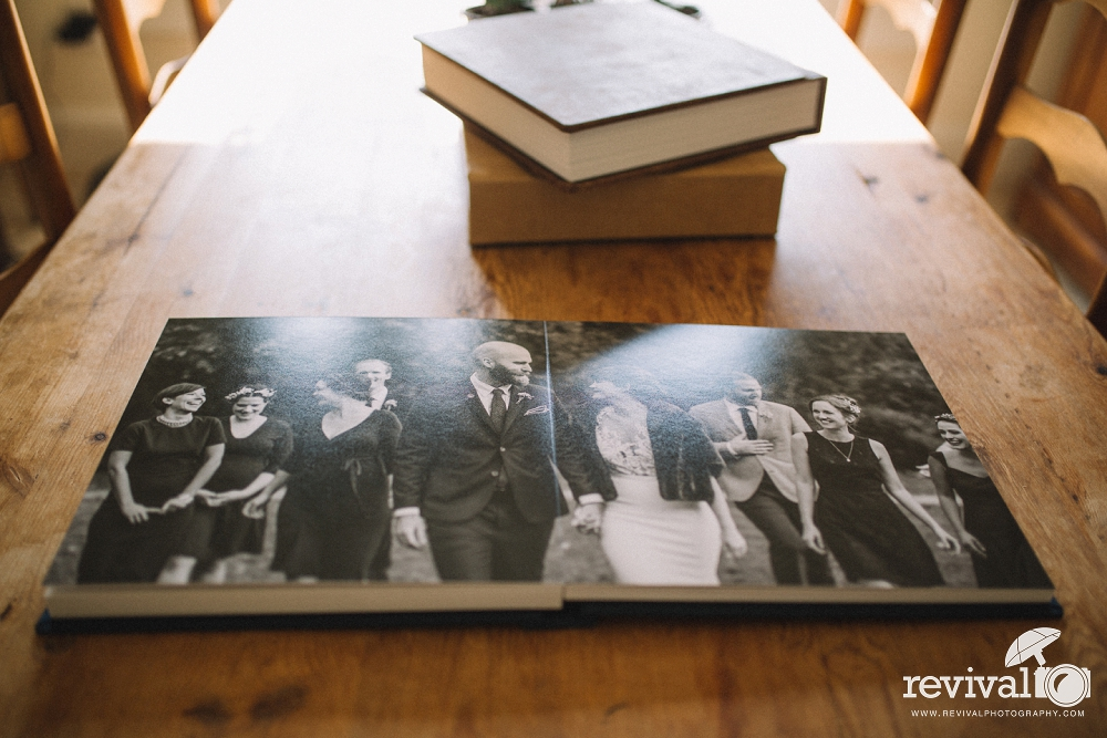 ALL NEW Fine Art Linen Wedding Albums Revival Photography www.revivalphotography.com