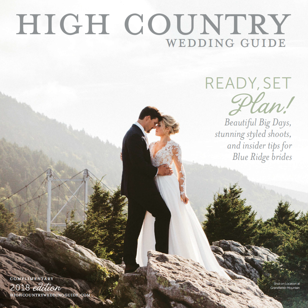 Whitney + Matthew's Destination Elopement Featured in the High Country Wedding Guide 2018 Issue www.revivalphotography.com