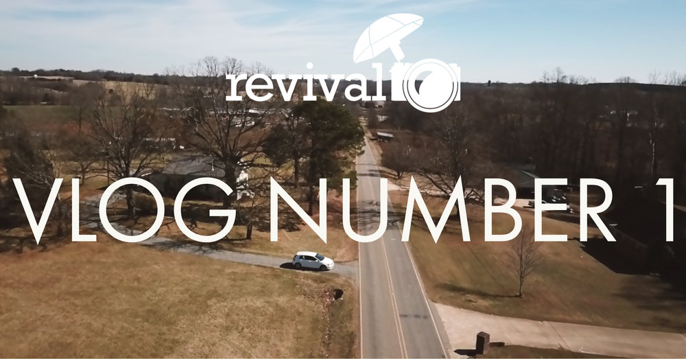 Revival VLOG #1 // Sutlers Spirit Co. // On location for our shoot in Winston-Salem, NC // Revival Photography www.revivalphotography.com