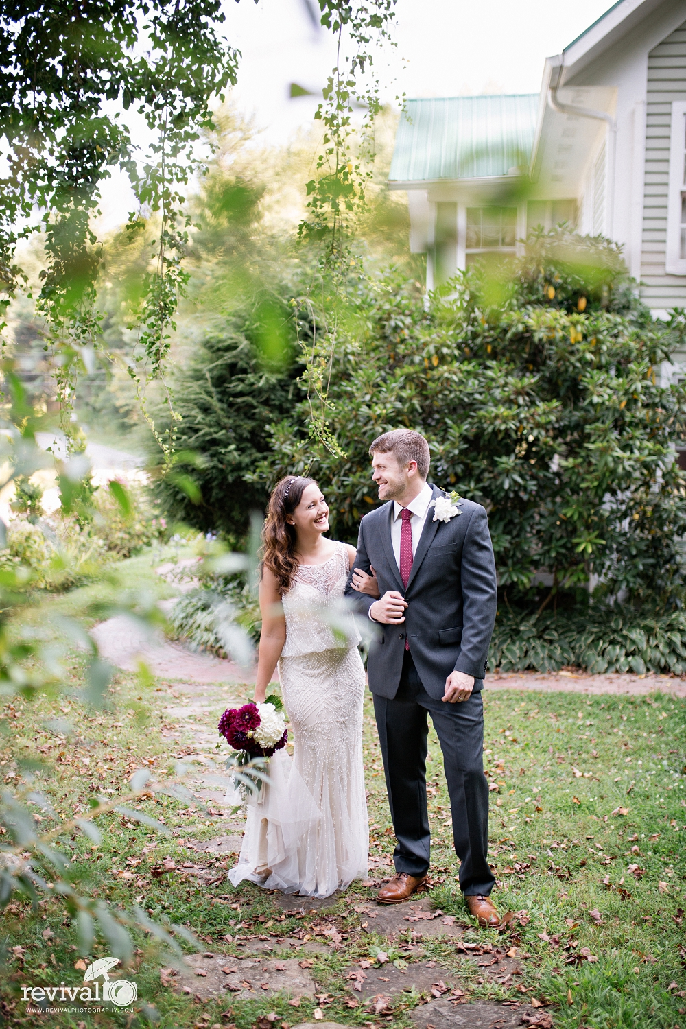 KAYLEE + NATHAN'S INTIMATE WEDDING AT THE MAST FARM INN by Revival Photography NC Photographers Intimate weddings and Elopements