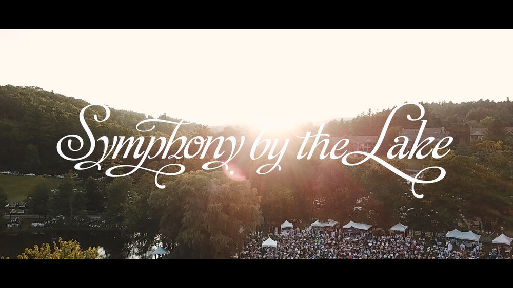 Video Highlights of the 31st Symphony by the Lake in Blowing Rock, NC by Revival Photography