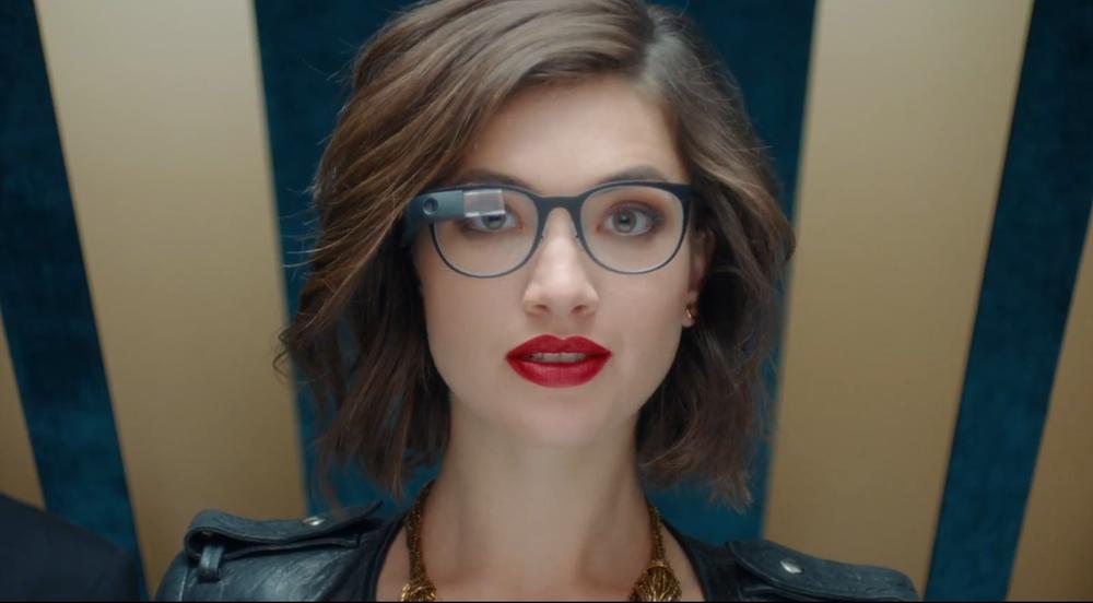 Next Generation Google Glass