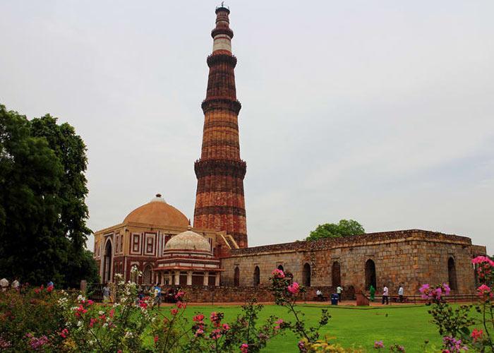 Qutuub Minaar Hindi Online Learning Resource