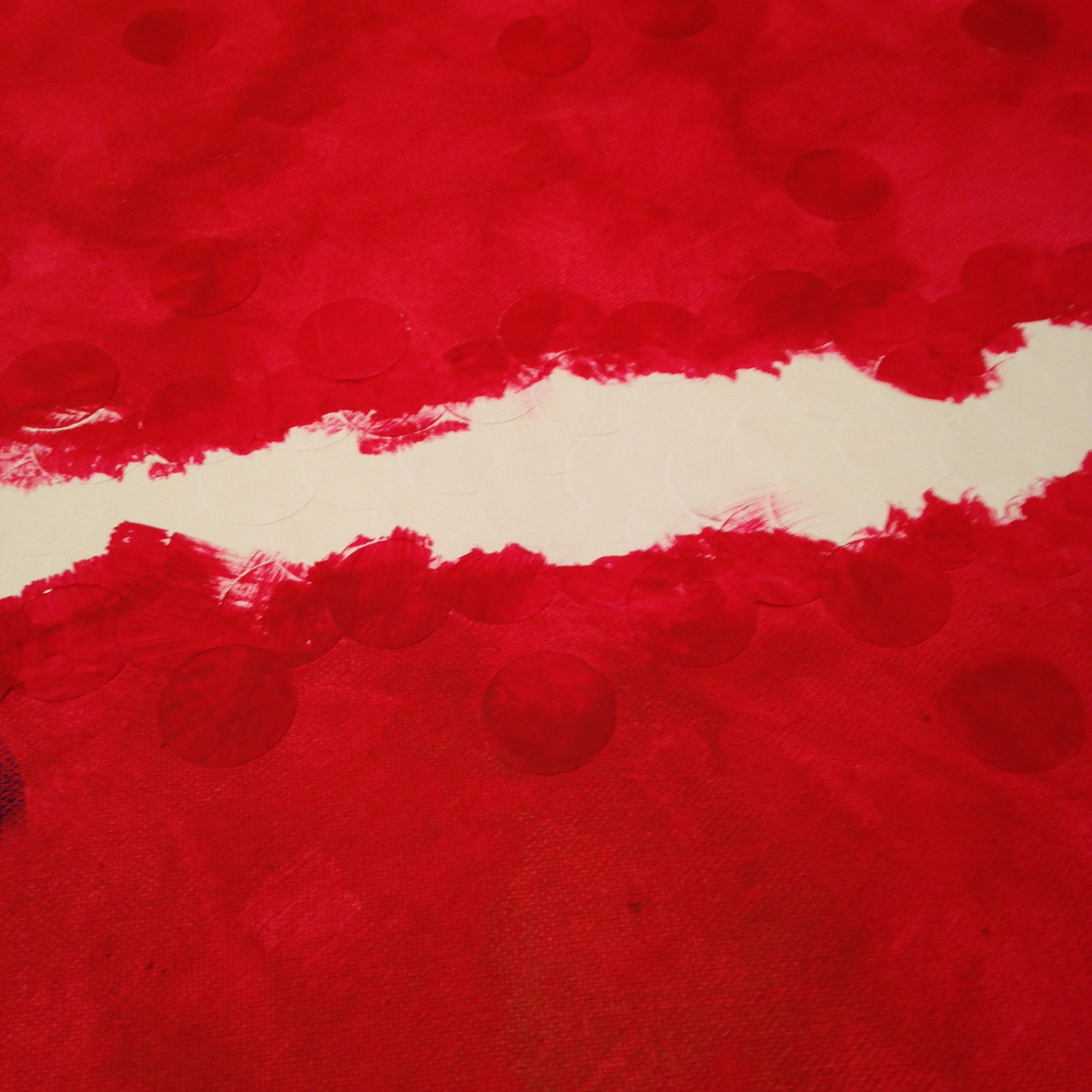 Tompte Red - Ceramcoat by Delta