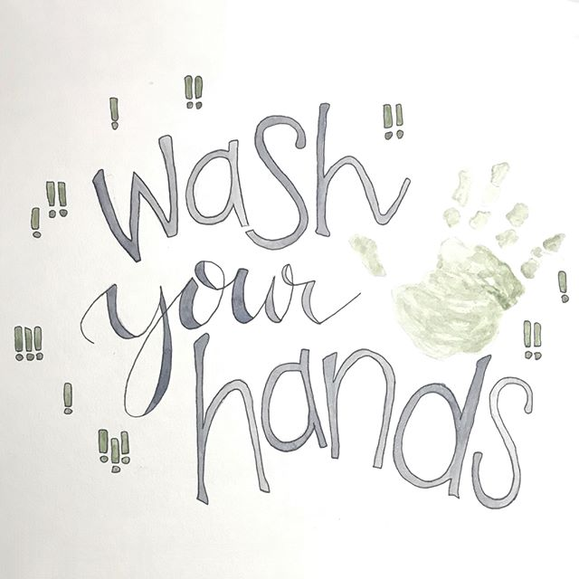 Wash your hands! Especially during flu season😉 Swipe to set the set of three. · · This is round one of the set inspired by @housethatbuiltme  #bathroomdecor #littlepeople #childhoodmemories #littlereminders #washyourhands #combyourhair #brushyourteeth #artforkids #artfulliving #cleanliving #createeveryday #arteveryday #watercolor #toothbrush #toothfairy #combyourhair #artdaily #ncartist #itsbydesign