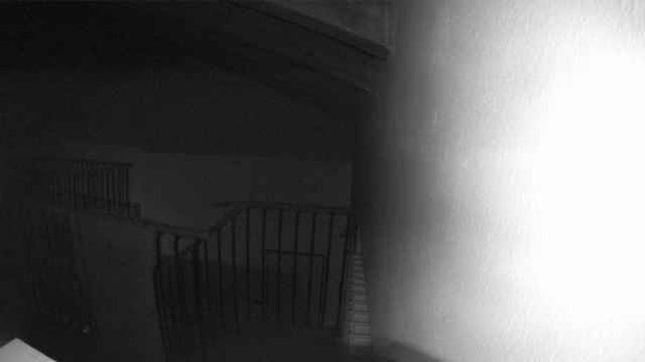 Your Attic camera spotted an activity at 11:21 p.m. on 12/27/18 p.m.
