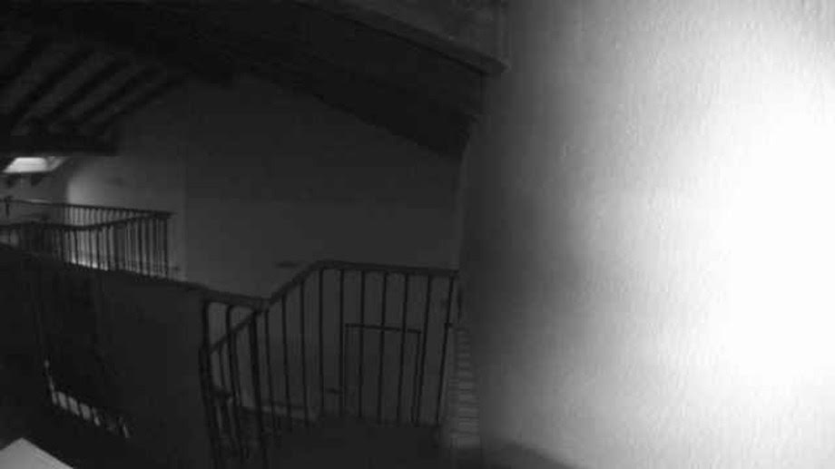 Your Attic camera noticed an activity at 8:57 on 01/01/19.