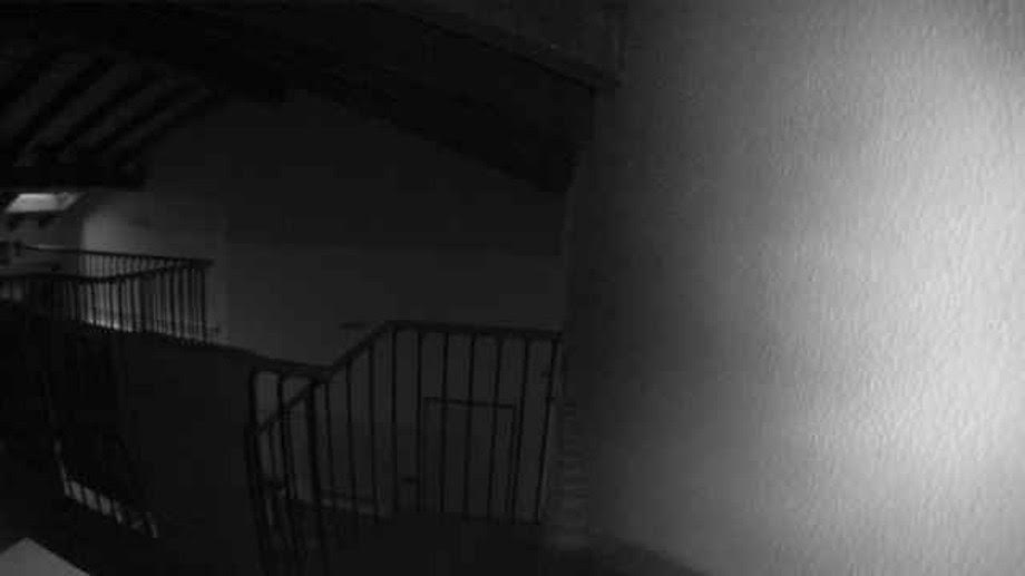 Your Attic camera spotted an activity at 8:22 on 18/01/19.