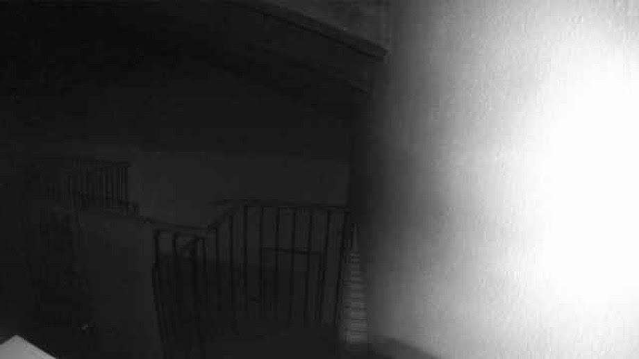 Your Attic camera spotted an activity at 11:34 p.m. on 18/01/19.