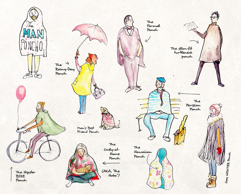 Imaginary Mens' Fashion Line