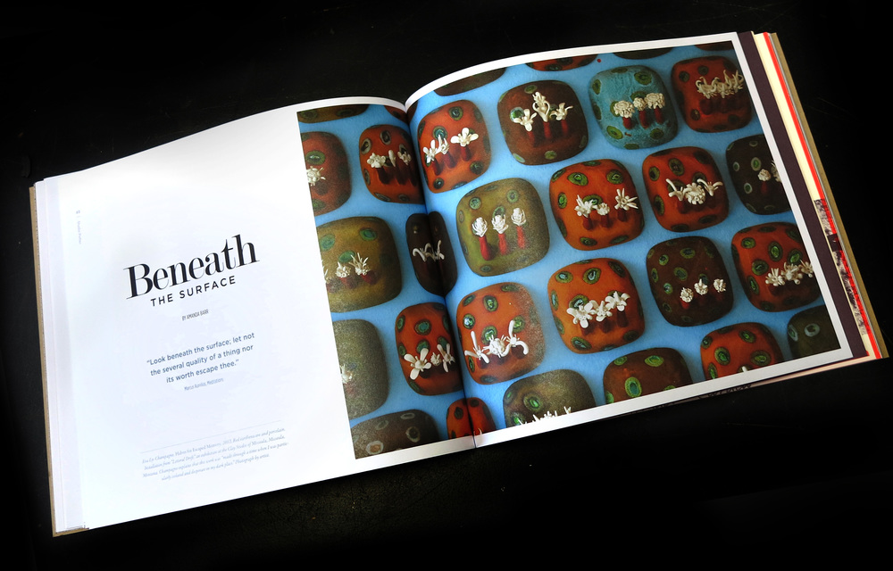 Editorial Design, Studio Potter Magazine