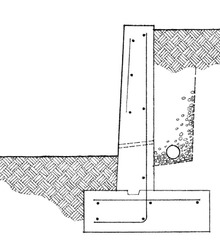 example of retaining wall source building construction illustratedretaining walls