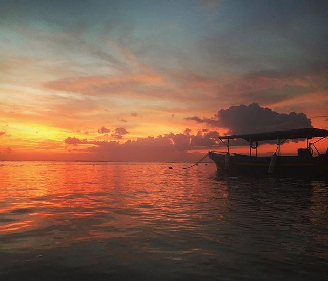 #sunset #nusalembongan #prettylikeapainting
