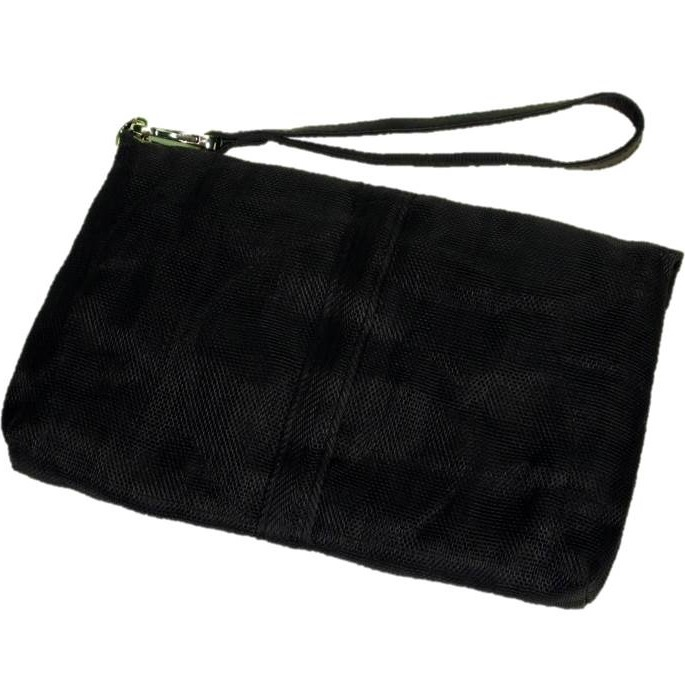 Back of Black Handmade, Eco Friendly, Fair Trade, Upcycled, Cambodian Small Wristlets