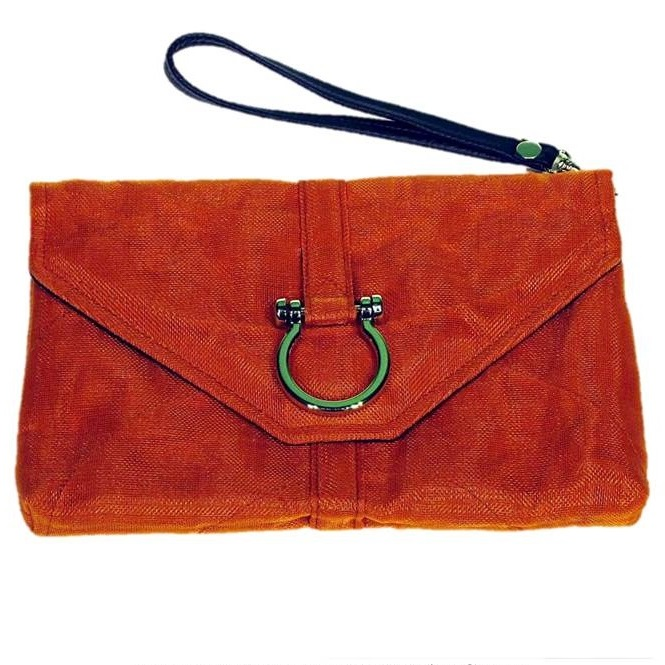 Orange Handmade, Eco Friendly, Fair Trade, Upcycled, Cambodian Wristlets