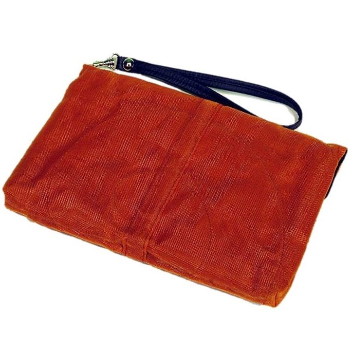 Back of Orange Handmade, Eco Friendly, Fair Trade, Upcycled, Cambodian Wristlets