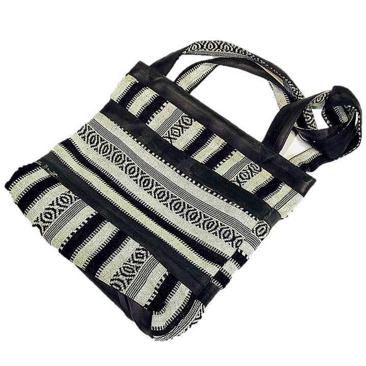 Handmade, Eco Friendly, Fair Trade, Upcycled, Nepalese Medium Purse