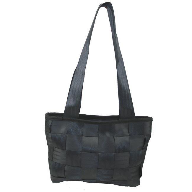 Black Handmade, Eco Friendly, Fair Trade, Upcycled, Indian Medium Purse