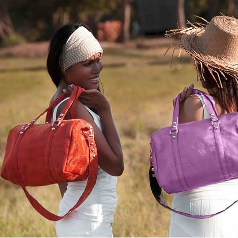 Handmade, Eco Friendly, Fair Trade, Upcycled, Cambodian Large Purses