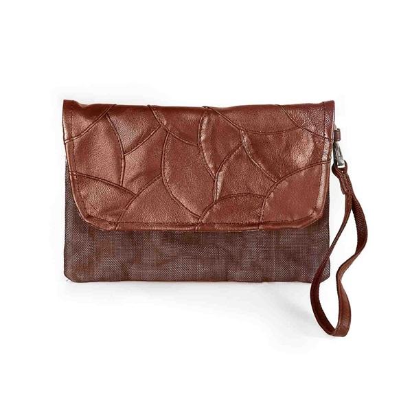 Upcycled Fish & Construction Netting, Wristlets A, Handbag, Handmade, Eco Friendly, Fair Trade