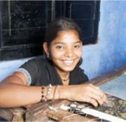 Heena supporting handmade, eco friendly, fair trade and upcycled bags ensuring maximum impact on the environment and people