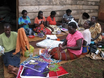 Jinja, Uganda supporting handmade, eco friendly, fair trade and upcycled bags ensuring maximum impact on the environment and people