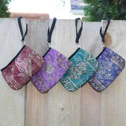 Handmade, Eco Friendly, Fair Trade, Upcycled, Indian Wristlets