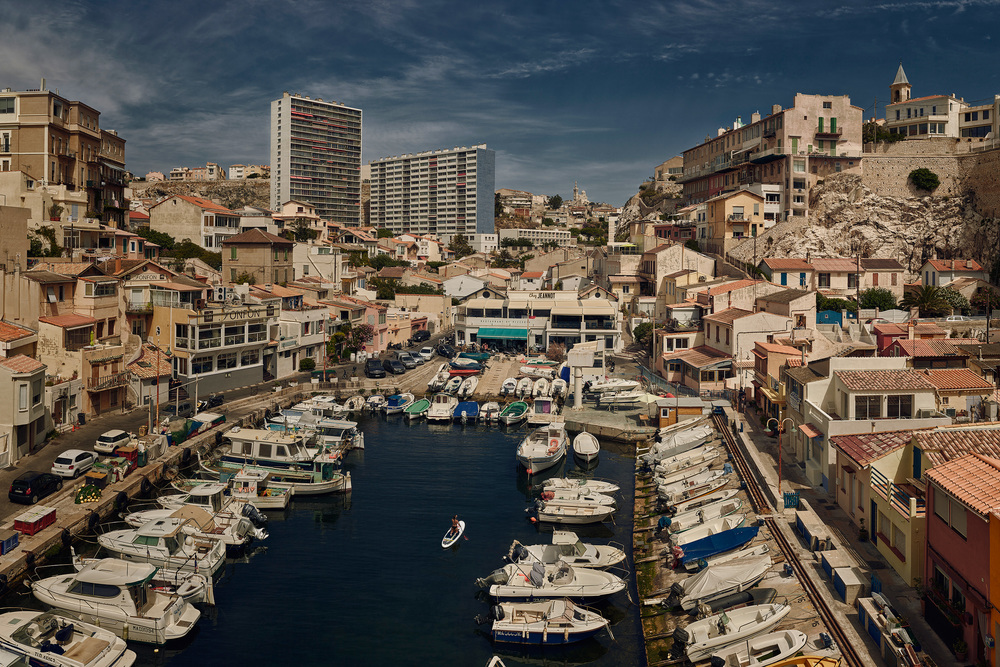 2017 International Color Awards Nominee in Architecture | Vallon des Auffes