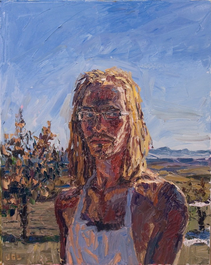After Van Gogh
