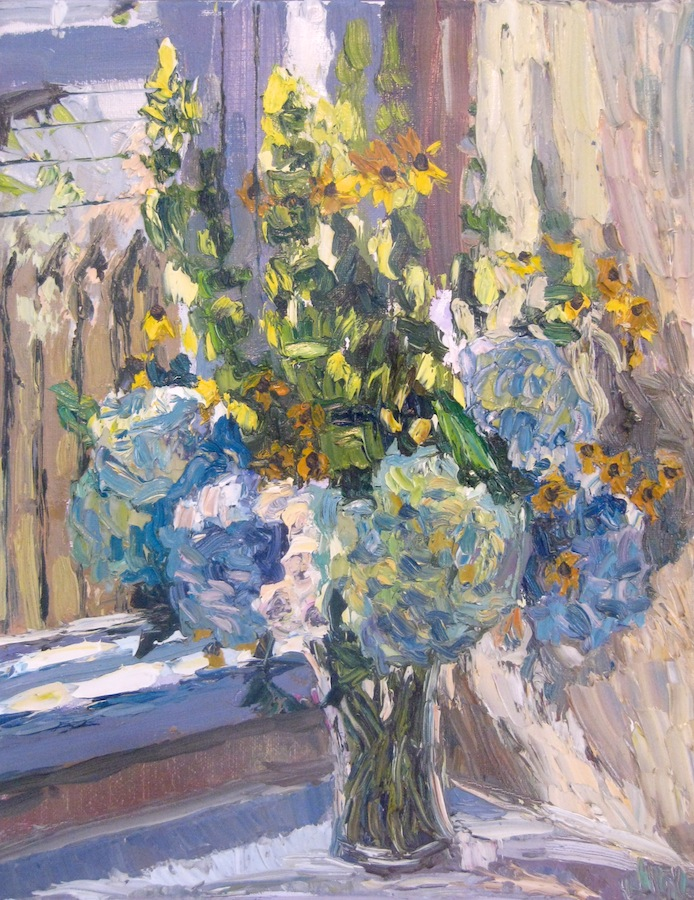 Flowers for Ari