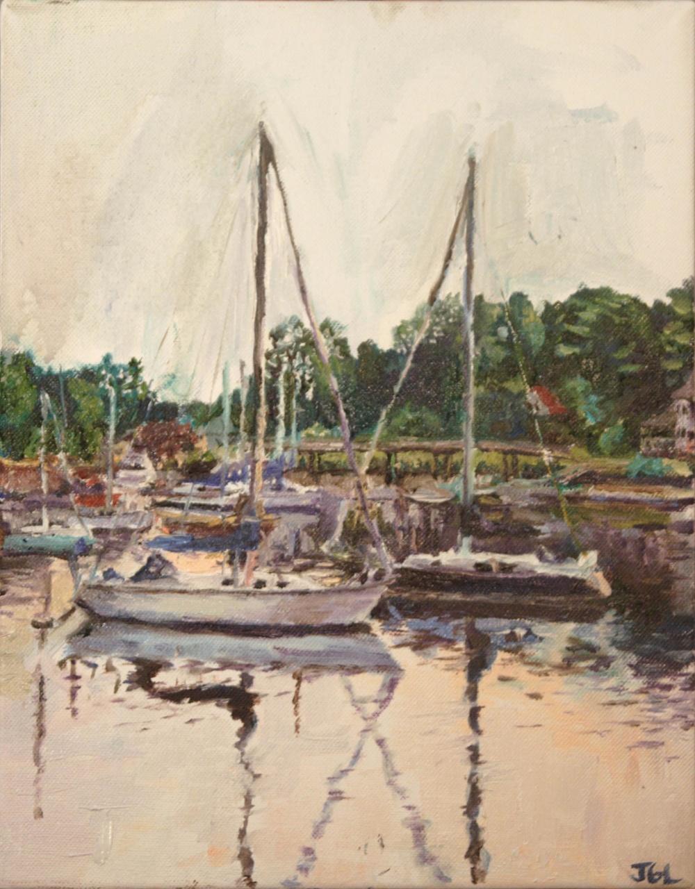 Mamaroneck Harbor