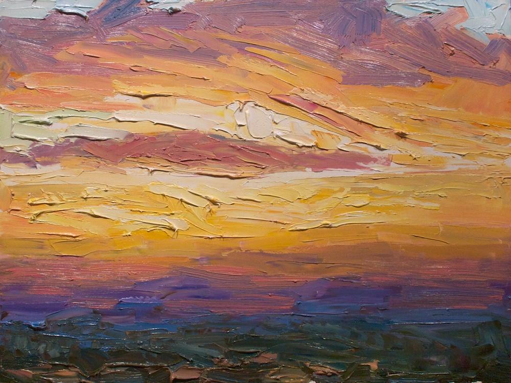 Sunset, Santa Fe