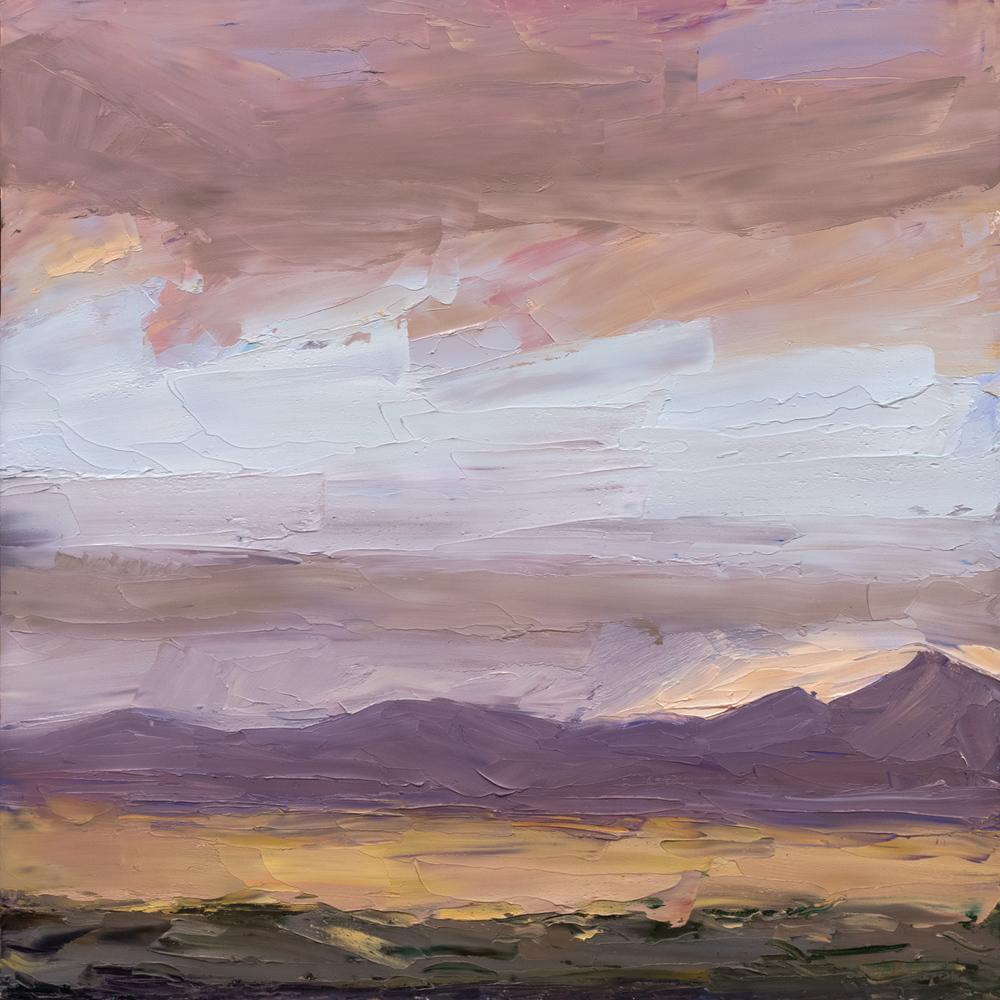 Stormy ridge #2