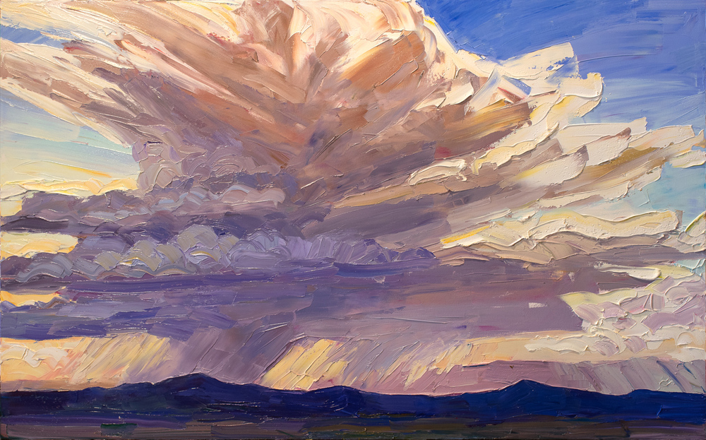 Evening Thunderstorm