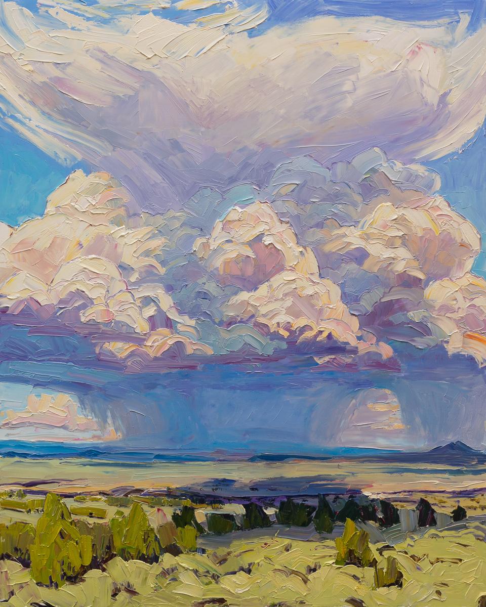 Big storm rising