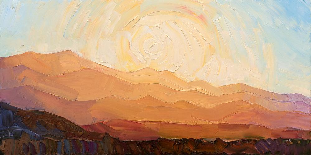 Sunset rhythms