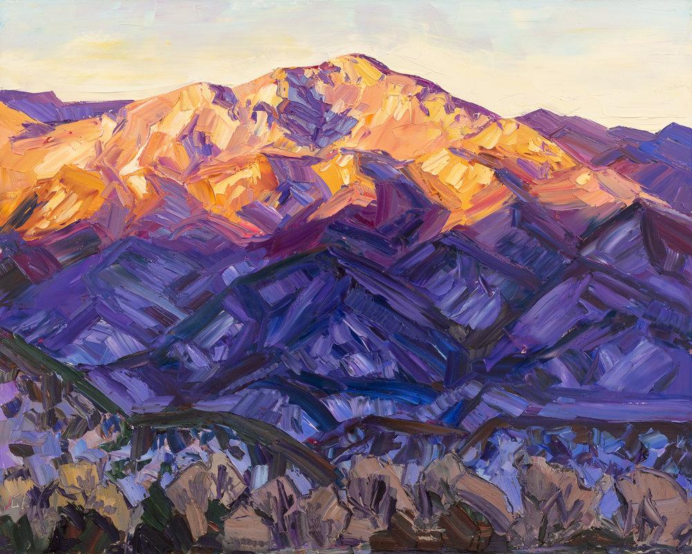 Picuris Peak – daybreak