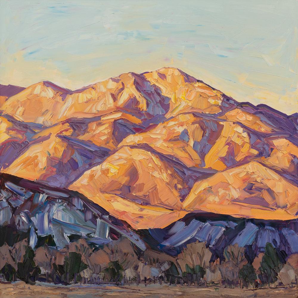 Picuris Peak - early light