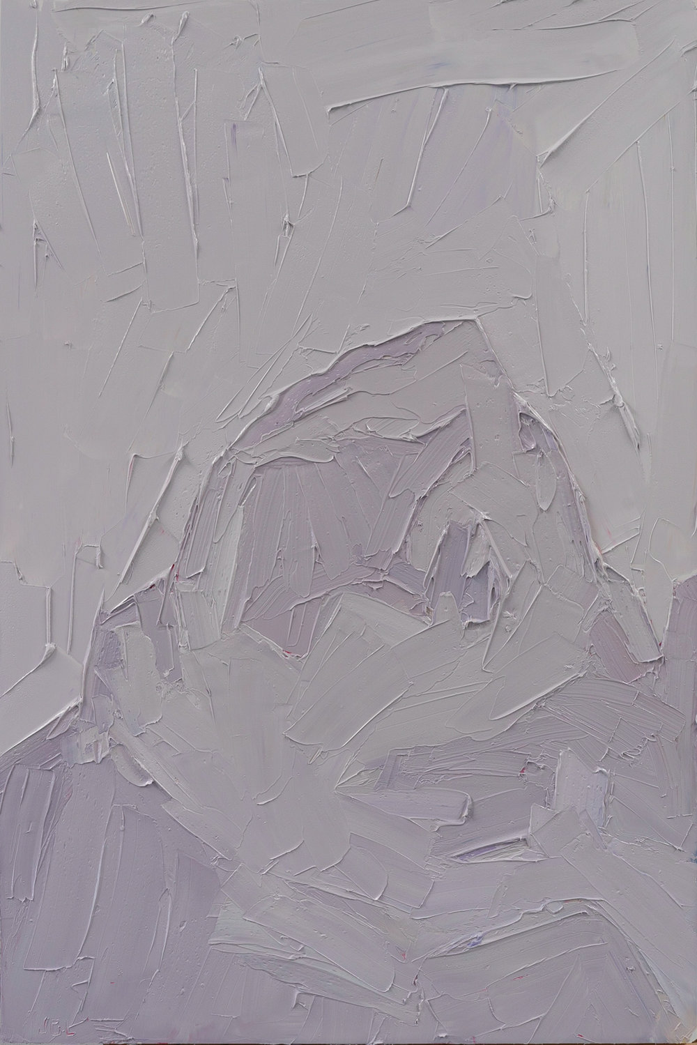 Grand Teton - ROYGBIV - white