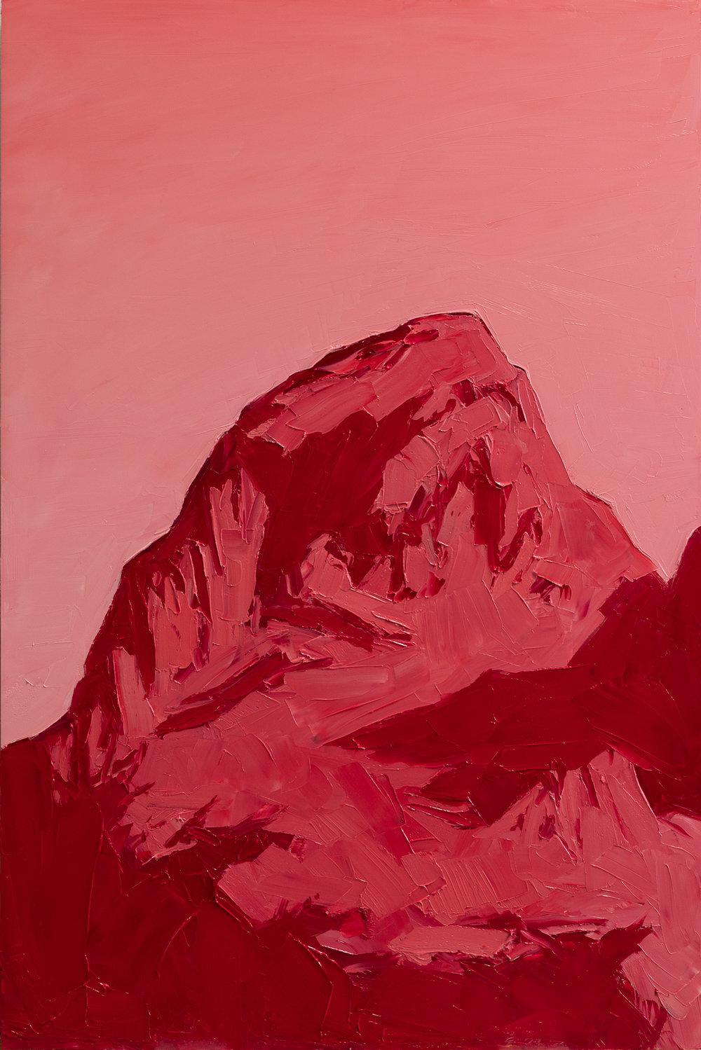 Grand Teton - ROYGBIV - Red